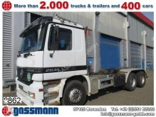 camion Mercedes Actros 2635 6x4 Chassis , Schalter 16 Sitzhzg.