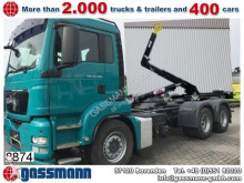 camion MAN TGS 26.400 6x4 BB Abroller , 199.000km Autom.