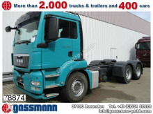 camión MAN TGS 26.400 6x4 BB Chassis , 199.000km Autom./NSW