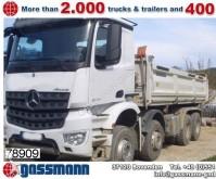camión Mercedes Arocs 3245K 8x4 Meiller Kipper mit Bordmatik