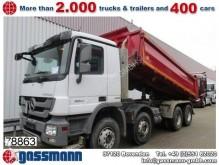 camión Mercedes Actros MP3 3241K 8x4 Meiller Kipper Standheizung