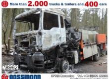 camion cassone fisso MAN