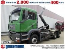 camión multivolquete MAN