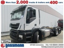 camion Iveco Stralis AD260S36Y/PS 6x2 Nachlauf gelenkte