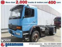 camion Mercedes Atego 1528AF 4x4 Chassis