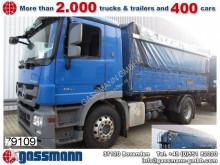 camion ribaltabile trasporto cereali Mercedes