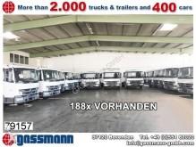camión Mercedes Atego 818 L 4x2, 188 x VORHANDEN! Autom.