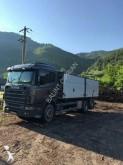 camion rideaux coulissants (plsc) ridelles Scania