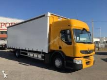 camion système bâchage coulissant Renault