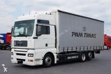 camión MAN TGA / 26.440 / EURO 5 / FIRANKA / BDF / 3 OSIE