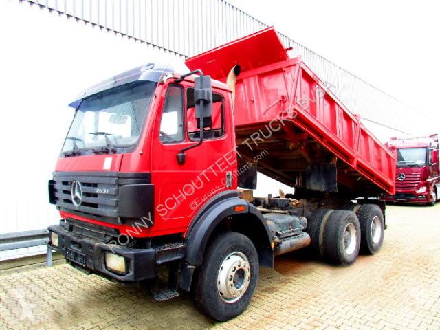 Camion Mercedes 2631 K  6x4  2631K 6x4 Meiller Kipper eFH.