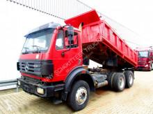 camion Mercedes SK 2631 K 6x4 2631K 6x4 Meiller Kipper eFH.