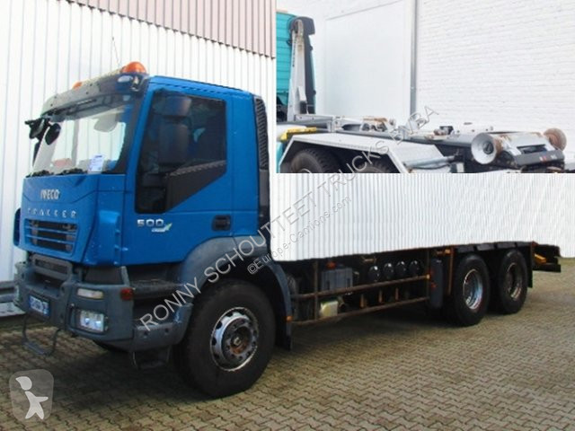 Camion nc Trakker AD260T50  6x4  Tempomat/eFH.