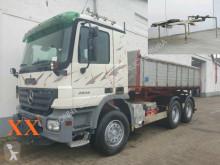 camion Mercedes Actros 2646 L /6x4 Klima/eFH.