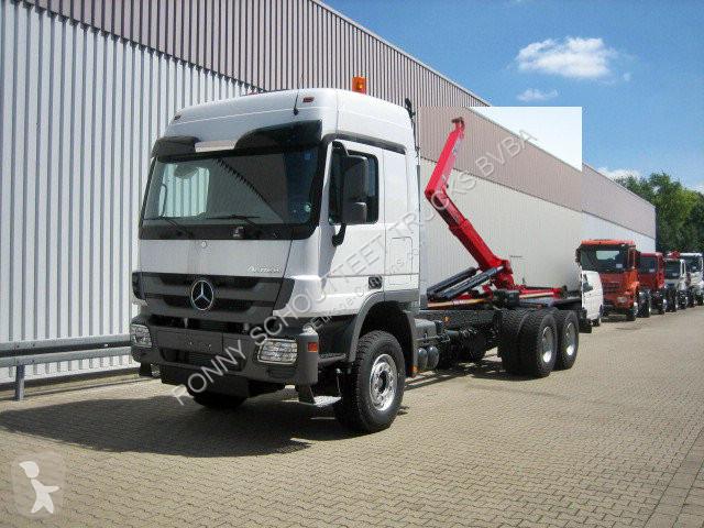 Camion Mercedes 3341 6x4 3341 6x4 Autom./Klima