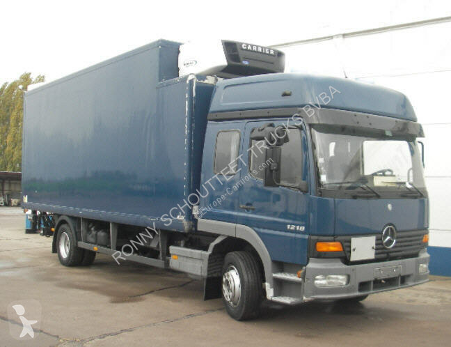 Camion Mercedes 1218L   4x2  Standheizung/Klima/Tempomat