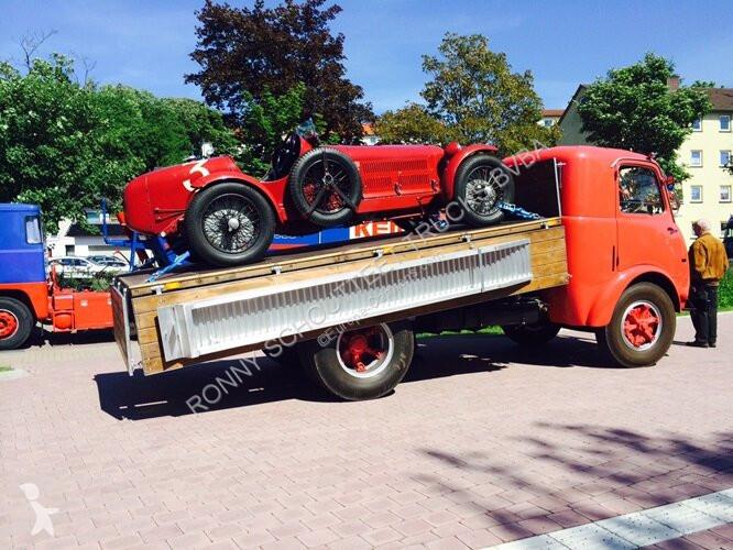 Zobaczyć zdjęcia Pojazd dostawczy Alfa-Roméo 455 -
