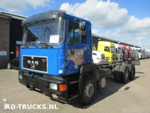 camion MAN 24 372 6X4 full steel ZF