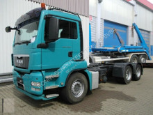 vrachtwagen MAN TGS 26.400 6x4 BB 26.400 6x4 BB, 199.000km