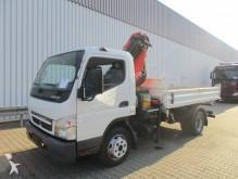 camion benne Mitsubishi