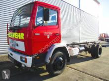 Mercedes 1117 L 4x2 4x2 Ex Feuerwehr Chassis mit Original Kilometer truck