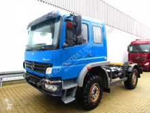 camion Mercedes Atego 1018 A 4x4 1018A4x4 Chassis Klima