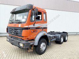 camion Mercedes SK 25/2644 K 6x4 25/2644K 6x4 Chassis Truck