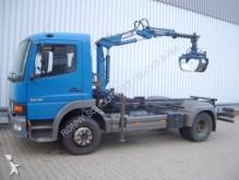 camion ribaltabile Mercedes