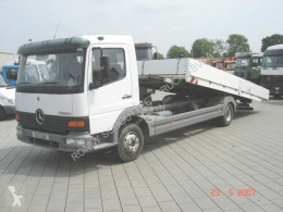 camion Mercedes Atego 817L 4x2 Umweltplakette Rot