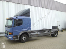 camion Mercedes Atego 1223L 4x2 Standheizung/Telefon/Tempomat