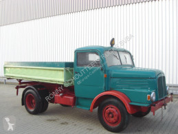 vrachtwagen onbekend - H3A 4x2 IFA H3A 4x2