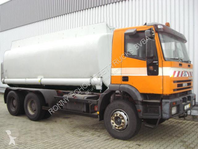 Voir les photos Camion nc 260EH 34   6x4  eFH.