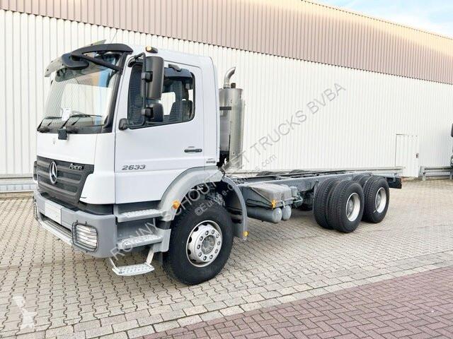 Camion Mercedes 2633 K/39 6x4 RHD 2633 K/39 6x4 RHD