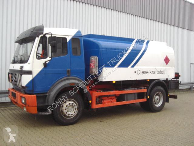 Camion Mercedes 1824   4x2  Sitzhzg./Tempomat/eFH.