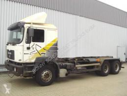camion MAN 26.364 T39 6x4 Standheizung/Klima/Sitzhzg.