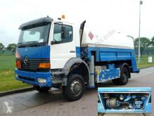 Mercedes Atego 1823 4x4 Umweltplakette Rot truck