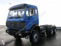 camion Mercedes SK 2631 AK 6x6 Klima/eFH.