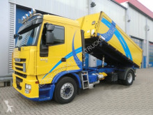 n/a three-way side tipper truck