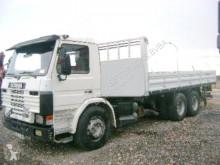 camião Scania 93P 280 6x2 Umweltplakette Rot