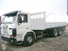 vrachtwagen Scania 93P 280 6x2 Umweltplakette Rot