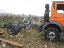 camion Mercedes Axor 1824K/36 4x2, BRANDSCHADEN! Autom./Klima