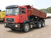 camion MAN 26.292 6X4 FULL STEEL