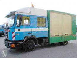 MAN M02 12.232 4x2 Spülwagen Standheizung/eFH.