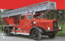Mercedes - L4500 L4500 Feuerwehr Drehleiter