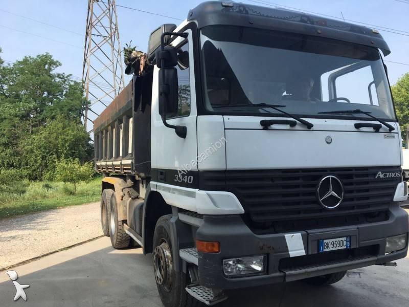 camion benne italie 532 annonces de camion benne italie occasion. Black Bedroom Furniture Sets. Home Design Ideas