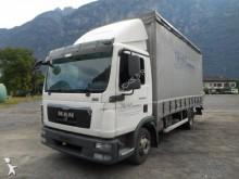 camion Teloni scorrevoli (centinato alla francese) altro centinato alla francese MAN