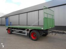 camión caja abierta Krone