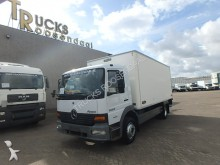 camion Mercedes Atego 1223 + Chereau + manual + lift