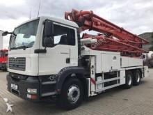 camión MAN TGA 26.360 6x4 EURO4 Betonpumpe Putzmeister 36M