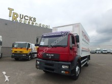 camion MAN LE 250 + MANUAL + Isobox